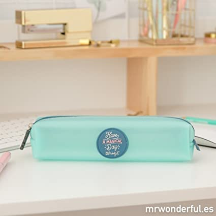 Mr. Wonderful 3628729031 - Estuche, diseño Have a Magical ...