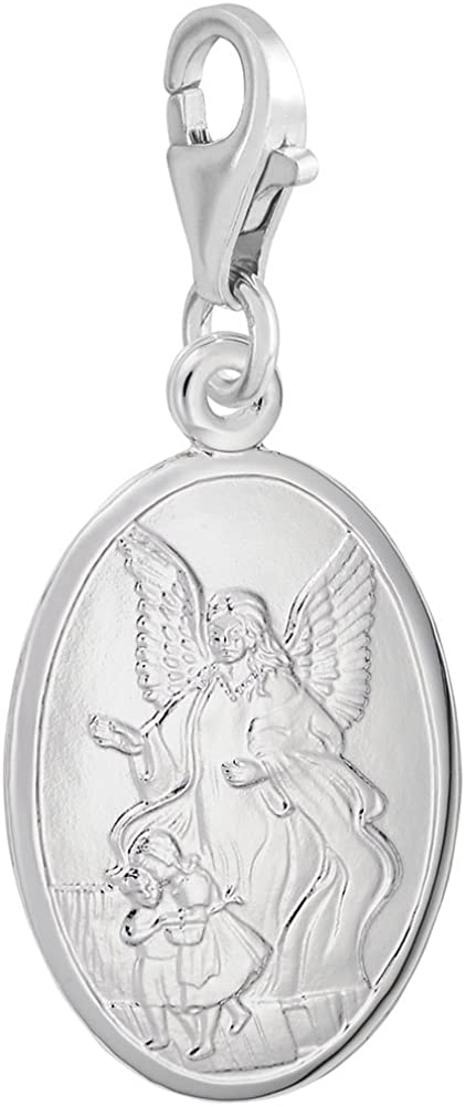 Guardian Angel Charm With...