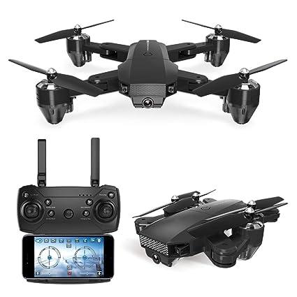 HAHA Drone, Drone con Cámara HD, Quadcopter WiFi,Avión ...