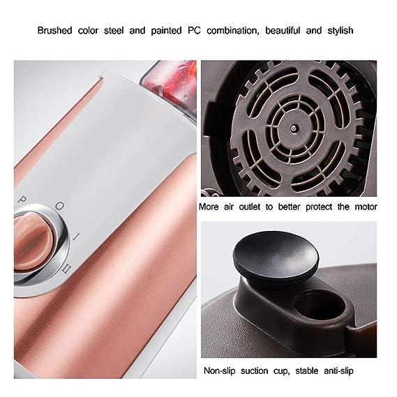 Exprimidores eléctricos Juicer pequeño portátil máquina de Zumo de ...
