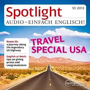 Spotlight Audio - Travel Special USA. 10/2013 Hörbuch