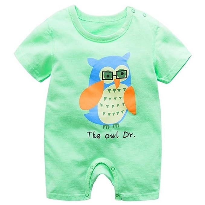 Amazon.com: Ianchoo Lovely algodón recién nacido bebé ...
