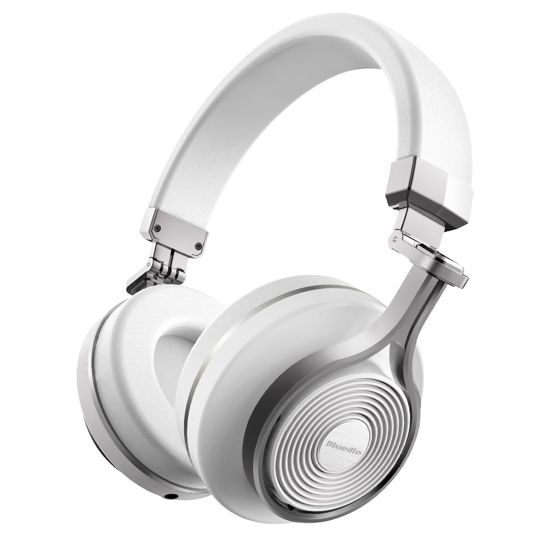 Bluedio T3 (Turbina 3) Cuffie Wireless Bluetooth 4.1 Stereo (Bianco)