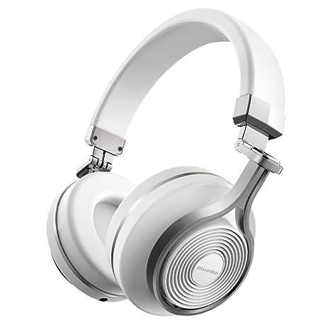 Bluedio T3 (Turbina 3) Cuffie Wireless Bluetooth 4.1 Stereo (Bianco ... e8f2ef6e2108