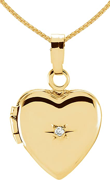 14k Yellow Gold Solid Key Pendant Key to My Heart Love Charm Polished Genuine Fashion 23 x 10 mm