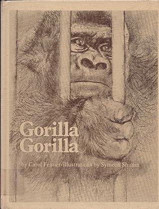 book cover of Gorilla Gorilla