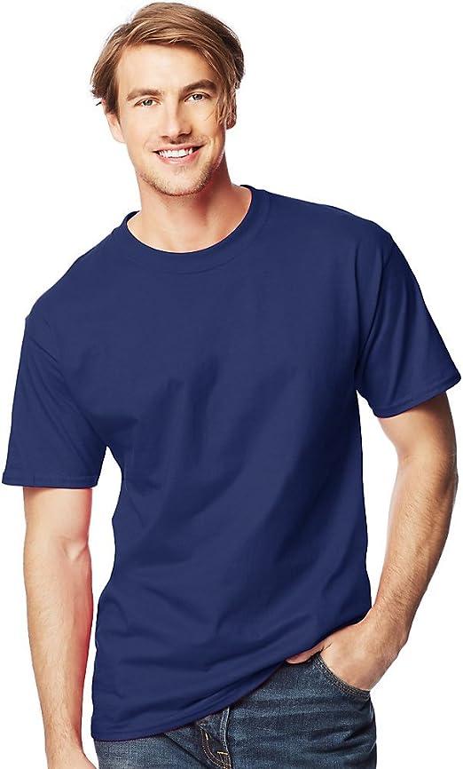 Hanes Big Mens Beefy-t Tall T-Shirt-c