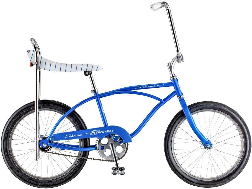 blue boys bike