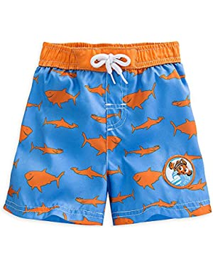 Disney Store Finding Nemo ''Surf's up'' Swim Trunks for Baby