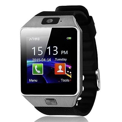 e1c3ad90dc0 Sprinto DZ09 Bluetooth SmartWatch with SIM TF Card Slot