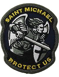 MIL-SPEC Saint Michaels Patch Fullcolor