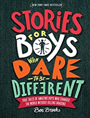 New York Times bestsellerBoys can be anything they want to be! This timely book joins and expands the gender-role conversation and gives middle-grade boys a welcome alternative message: that masculinity can mean many things. You won't find a...