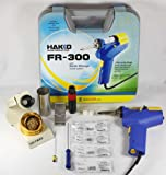 Hakko FR300 Desoldering Tool with N5001/N5002/N5005/N5006 Nozzles & 633-01