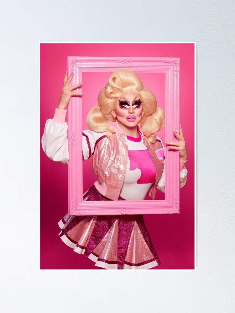 shethinx Trixie Mattel Poster