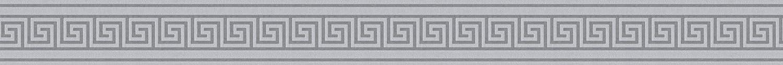 A.S. Cré ation cenefa autoadhesivo Stick Ups 2 negro 5, 00 m x 0, 04 m 895943 A.S. Création 8959-43