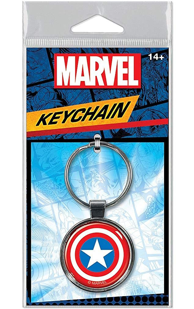 Amazon.com: Ata-Boy Marvel Comics - Llavero con diseño de ...