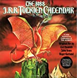 img - for The 1988 J.R.R. Tolkien Calendar: A 50th Anniversary Celebration of the Hobbit book / textbook / text book