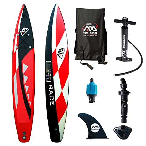 Tabla SUP hinchable RACE: Amazon.es: Deportes y aire libre