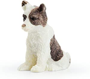 Sugar House Miniature Fairy Garden Accessories – Garden Décor Accessories Home for Fairies (Spot The Dog)