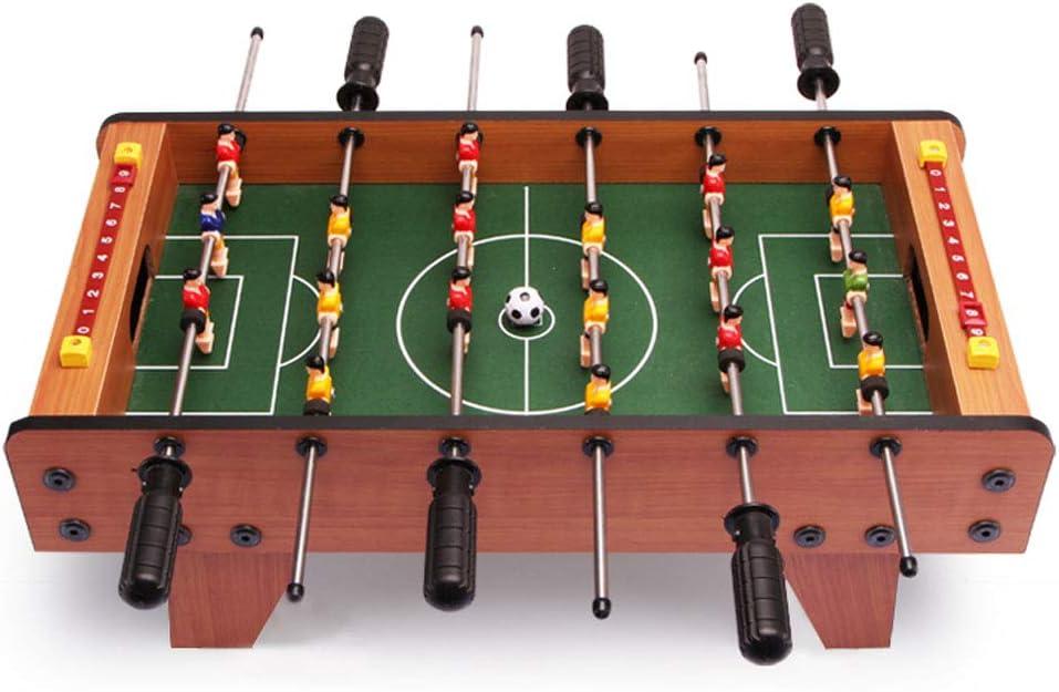 HXPH Mini Table Table Table Soccer Mesa de Billar, Juego de fútbol ...