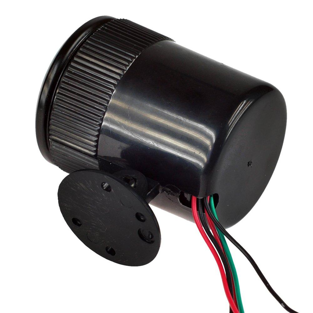 s Support /™ 2/52/mm coche universal LED Luz pantalla Turbo Impresi/ón Bar vac/ío Instrumento