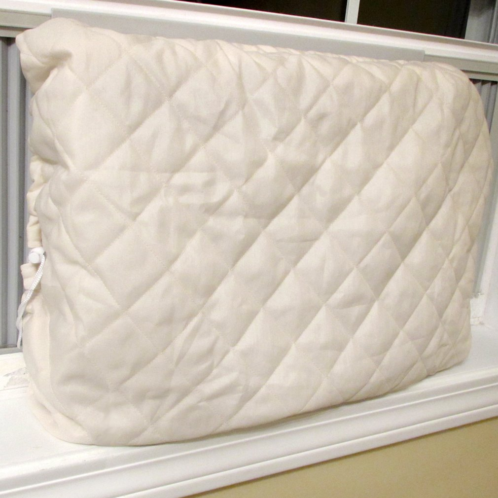 Amazon.com: Evelots Window Air Conditioner Cover-Indoor-Quilted-Heat Stays in-Cold Out: Home \u0026 Kitchen Out