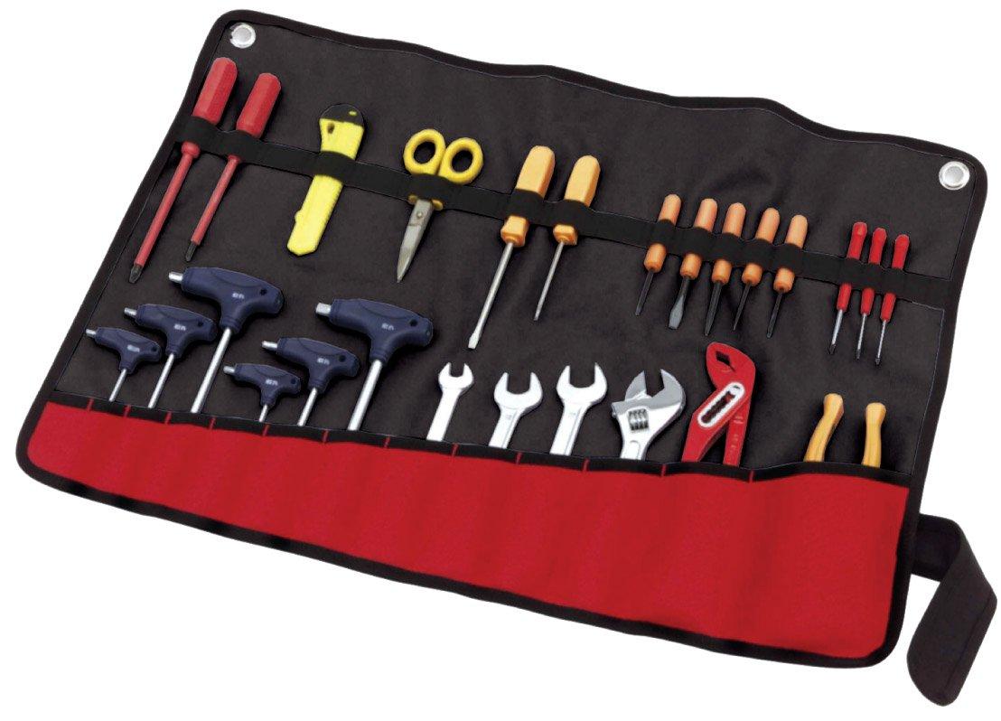 PLANO Tool Roll Multi Pocket 557TX
