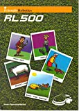 Friendly Robotics Robotic Lawnmower RL500 Owner Operating Manual Guide
