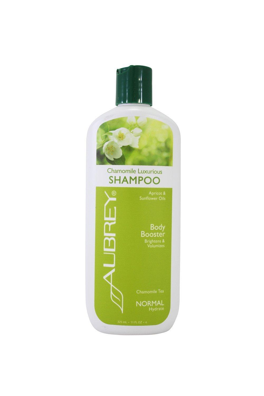 Aubrey Organics Chamomile Luxurious Volumizing Shampoo - 11 oz