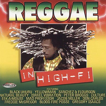 Reggae on High-Fi