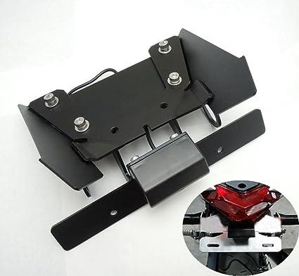kemimoto Ninja 250R Fender Eliminator Kit cola - Organizador ...
