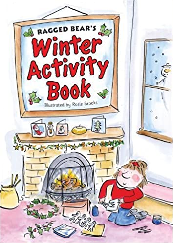 Book Ragged Bear's Winter Activity Book by Nicky May & Rosie Brooks (2005-09-15)