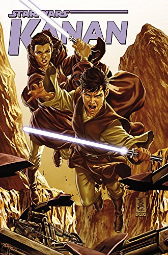 Book cover from Star Wars: Kanan Vol. 2: First Blood by Greg Weisman