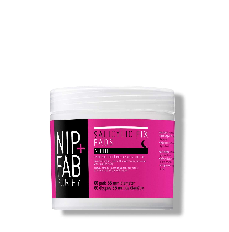 Nip + Fab Salicylic Fix Night Pads, 2.7 Fl Oz