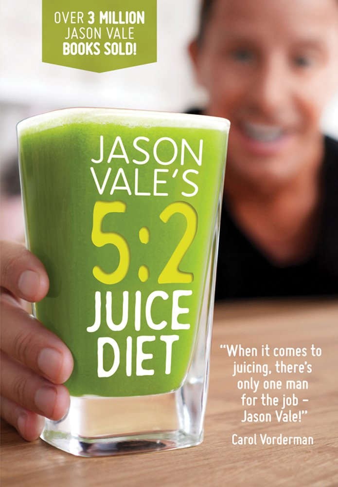 Download Jason Vale's 5:2 Juice Diet pdf epub