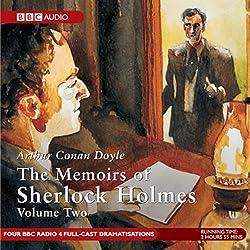 Memoirs of Sherlock Holmes, Volume 2 (Dramatised)