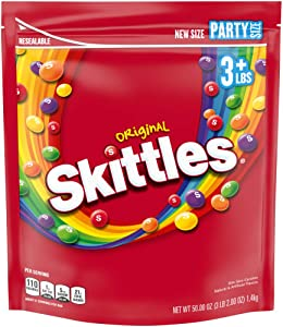 Skittles xswrq5 Original Fruity Candy Party Size Bag 2