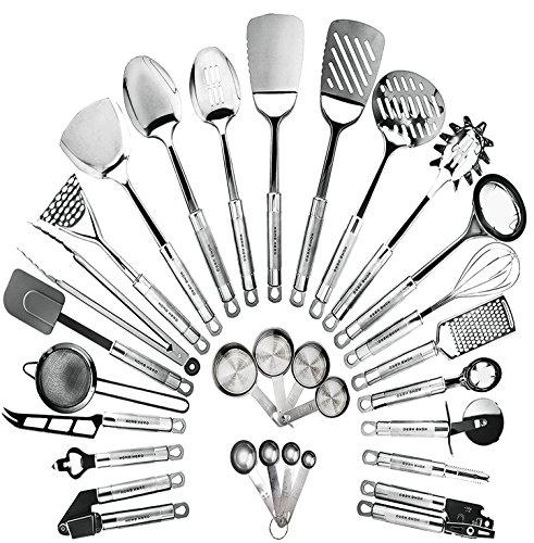 HomeHero Kitchen Cooking Utensils Set
