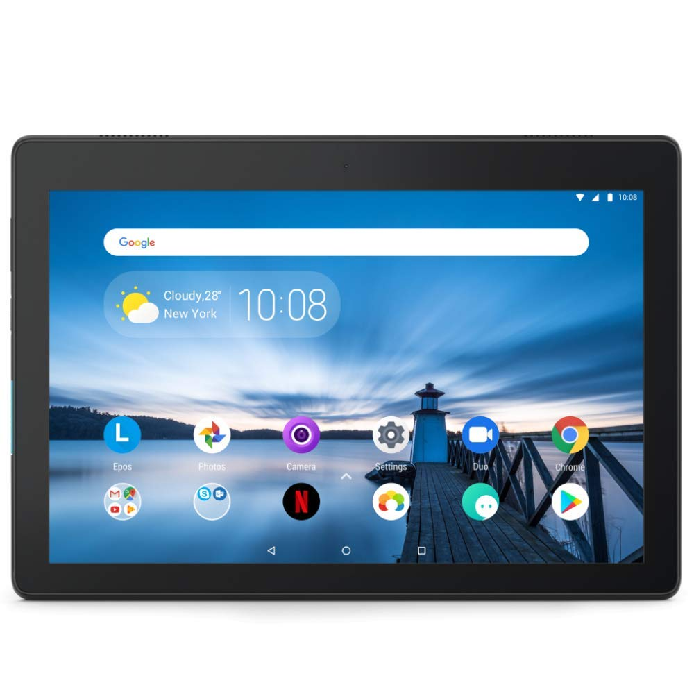 Lenovo Tab E10 10 1 Inch HD Tablet (Quad-core 1 3, 2 GB Memory, 32 GB  Storage, Android Oreo) - Black