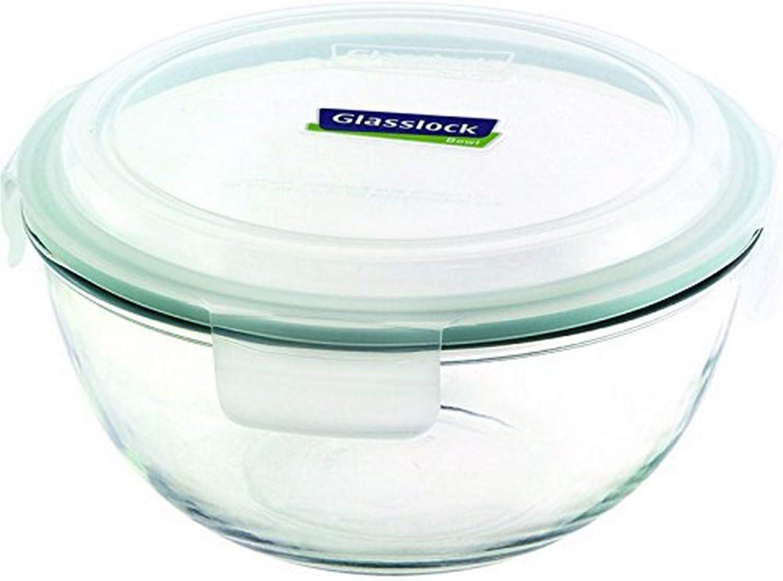 Glasslock 11346 Mixing Bowl, 3.75-Quart