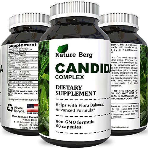 how to take caprylic acid for candida