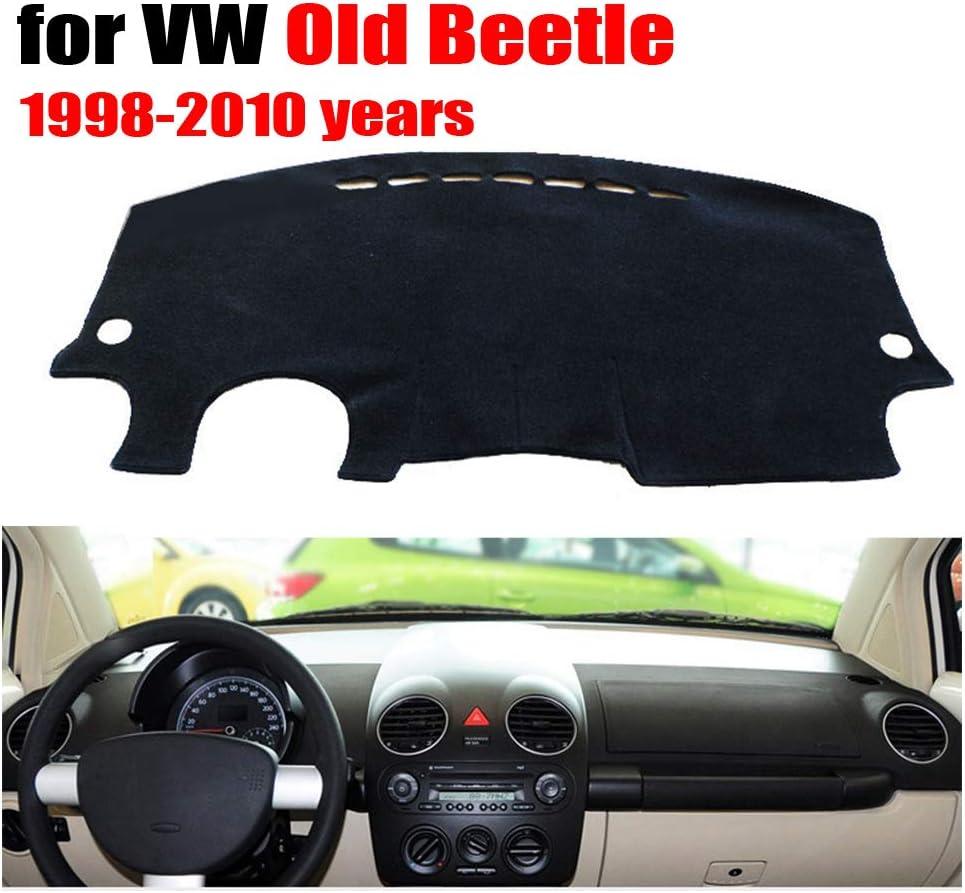 LUVCARPB Tappetino per cruscotto Auto Tappetino Copri Piattaforma Adatto per VW Old Beetle 1998-2010