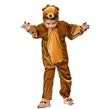 Children - Disfraz de oso infantil, talla XXL: Amazon.es: Juguetes ...