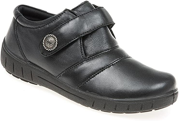 Pavers Wider Fit One Touch Shoe with
