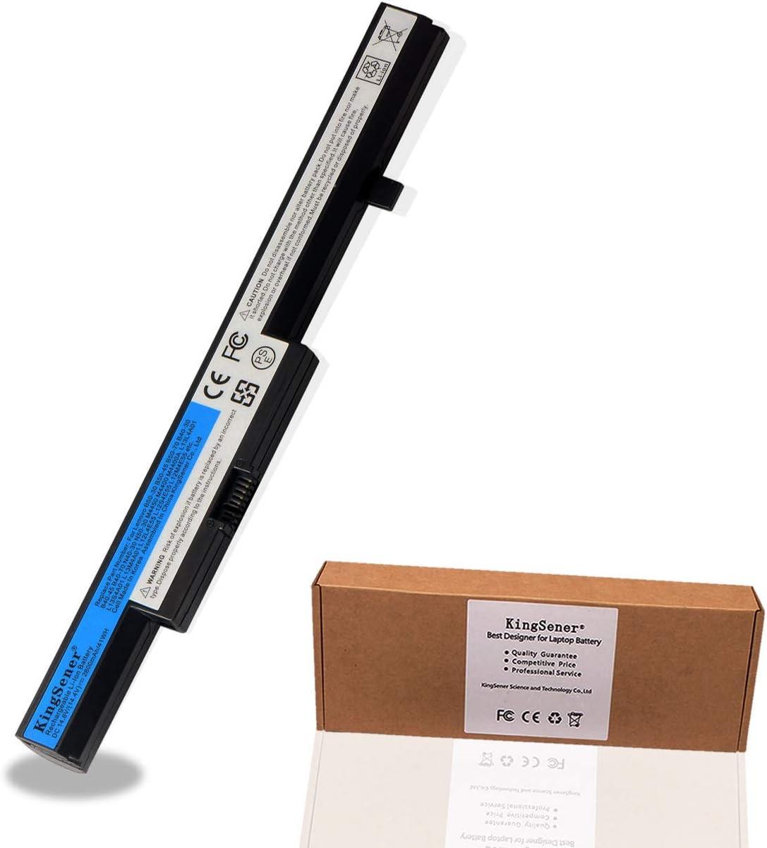 Kingsener L13L4A01 Laptop Battery for Lenovo B50-70 B40-70 B50-30 B50-45 B40-30 B50 M4450 M4400 M4400A L13S4A01 L13M4A01 L12L4E55 L12S4E55 L12M4E55