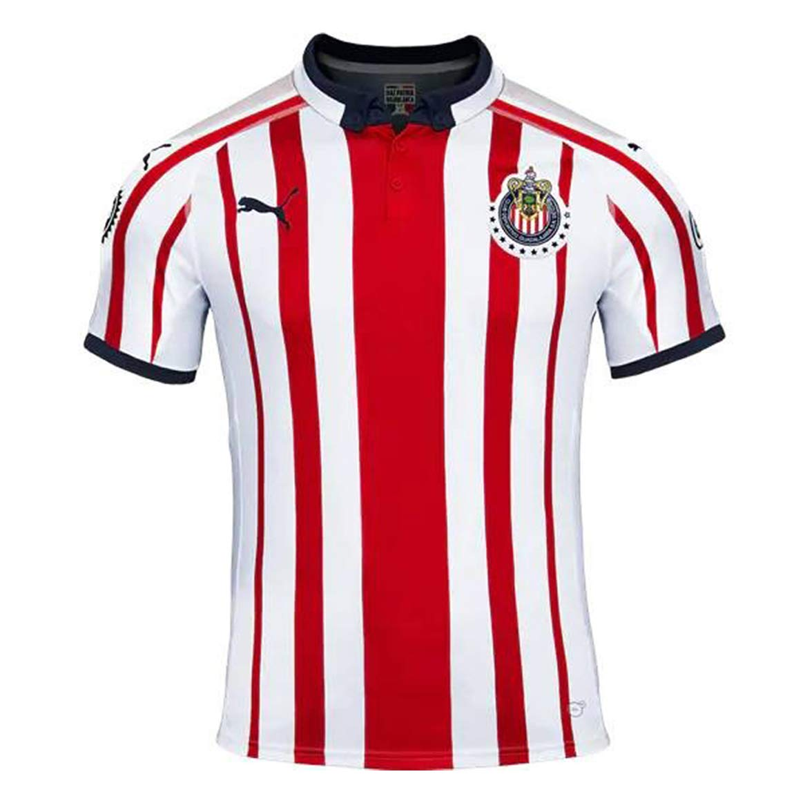 020b09ed6 Amazon.com  PUMA Chivas Home Kids (Boys) Soccer Jersey 2018-19  Clothing