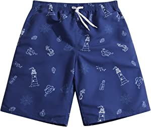 SULANG Men's Board Shorts Slim Fit Ultra Quick…