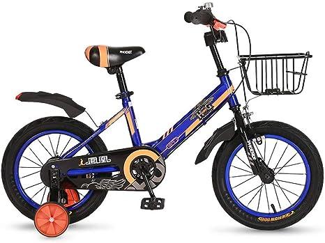 TSDS Bicicleta para niños Bicicleta de montaña de 14 Pulgadas ...