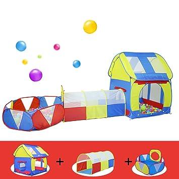 Niños Túnel De Juguetes Para Piscina Tienda Tubo fYy7vb6g