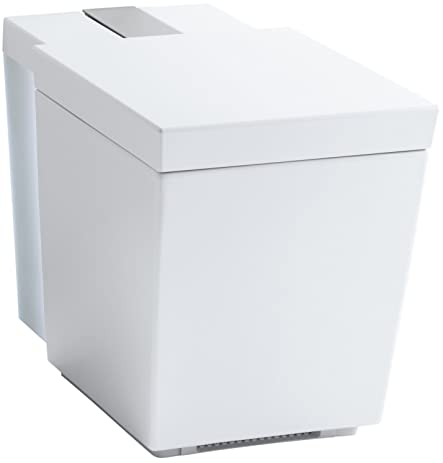 KOHLER K 3901 0 Numi Comfort Height One Piece Elongated 128 GPF Toilet